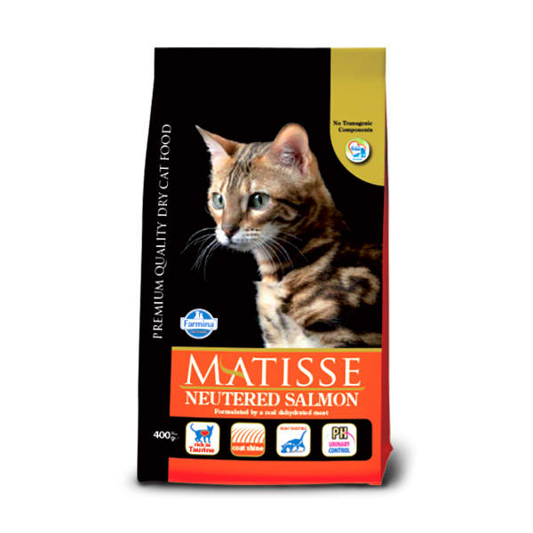 Farmina Matisse Neutered Salmon Adult Cat Food - Petsnpets