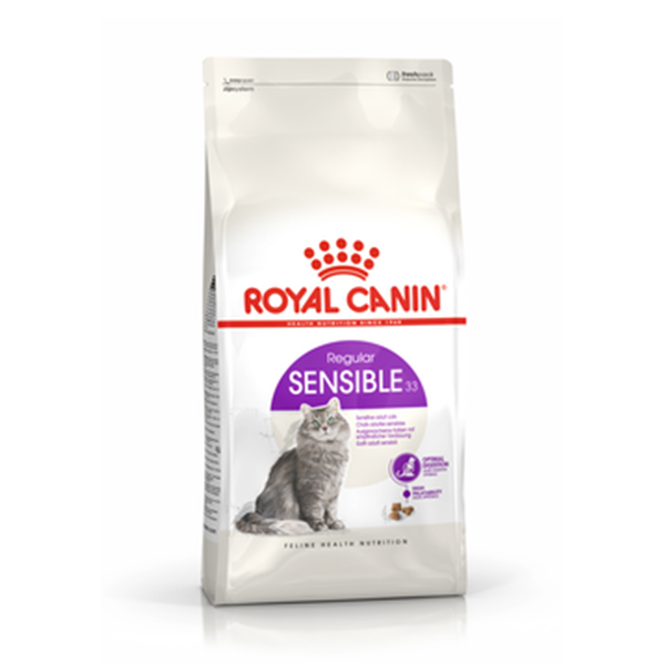 Royal Canin Regular Sensible 33 Adult Cat Food - Petsnpets