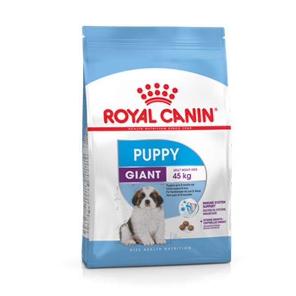 Royal Canin Giant Puppy Food - Petsnpets