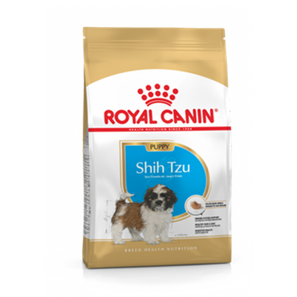 Royal Canin Shih Tzu Puppy Food - Petsnpets