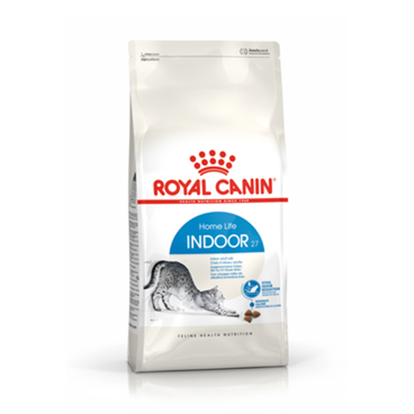 Royal Canin Indoor 27 Adult Cat Food - Petsnpets