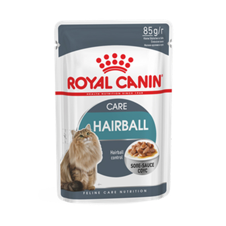 Royal Canin Hairball Care Cat Gravy In Pouch - Petsnpets