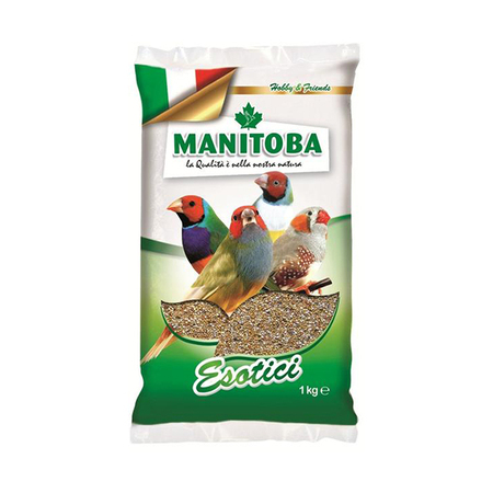 Manitoba Esotici Mixture Food for Tropical Finches - Petsnpets