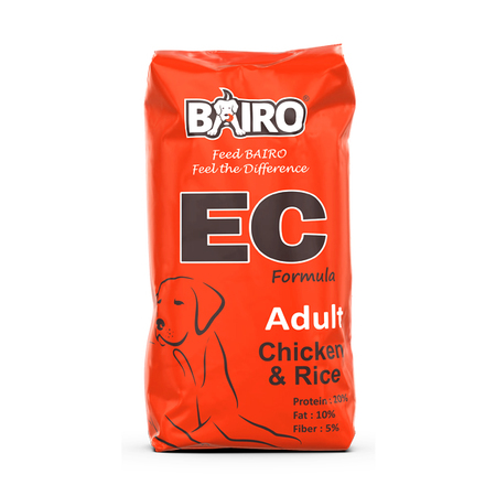 Bairo EC Chicken and Rice Dog Food