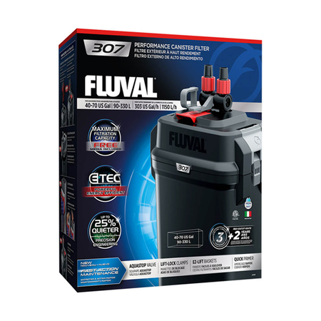 Fluval 307 Performance Canister Filter - Petsnpets