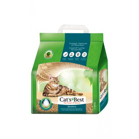Cat's Best Sensitive Natural Cat Litter - Petsnpets
