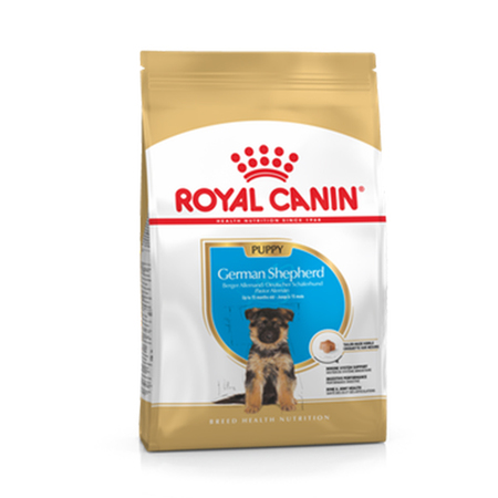 Royal Canin German Shepherd Puppy Food - Petsnpets