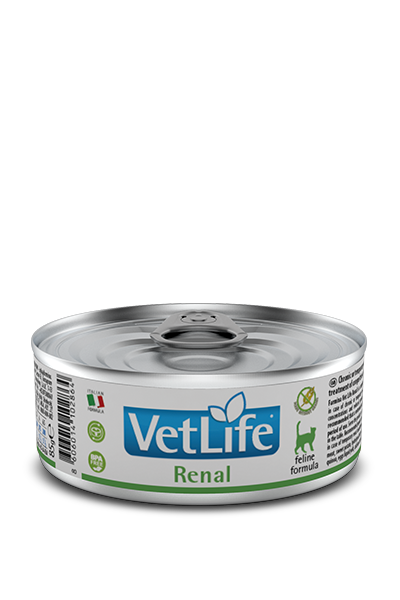 Farmina Vet Life Renal Wet Cat Food - Petsnpets