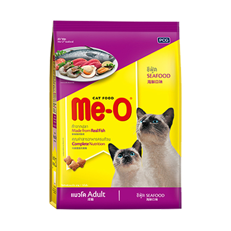 MeO Adult Cat Food - Seafood - Petsnpets