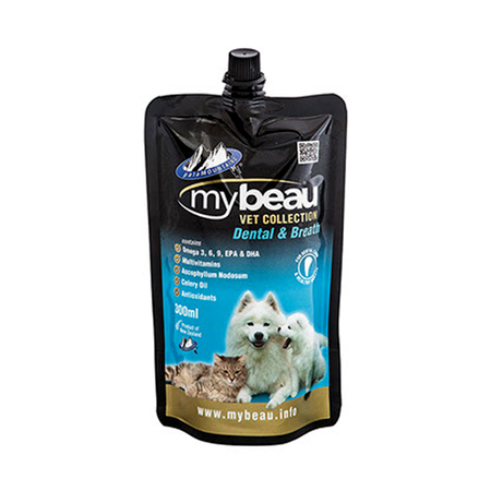 My Beau Dental & Breath Supplement for Cats and Dogs