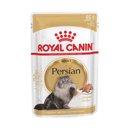 Royal Canin Persian Adult Cat Gravy In Pouch - Petsnpets