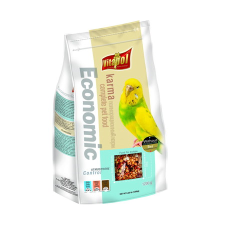Vitapol Economic Budgie Bird Food - Petsnpets