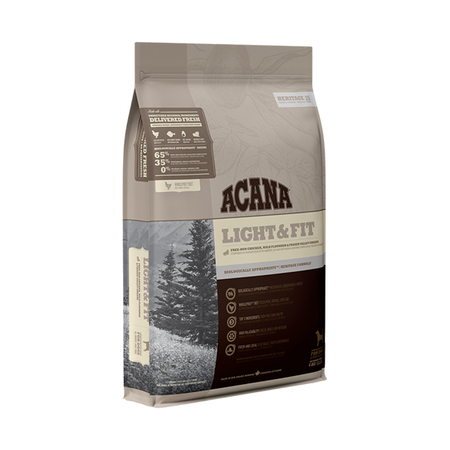 Acana Light & Fit Dog Food - petsnpets