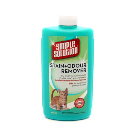 Simple Solution Stain and Odour Remover for Cats - petsnpets