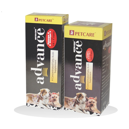 Petcare Nutricoat Advance Fatty Acid Supplement For Dog And Cat - Petsnpets