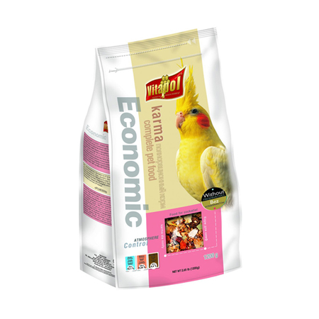 Vitapol Economic Cocktail Bird Food - Petsnpets