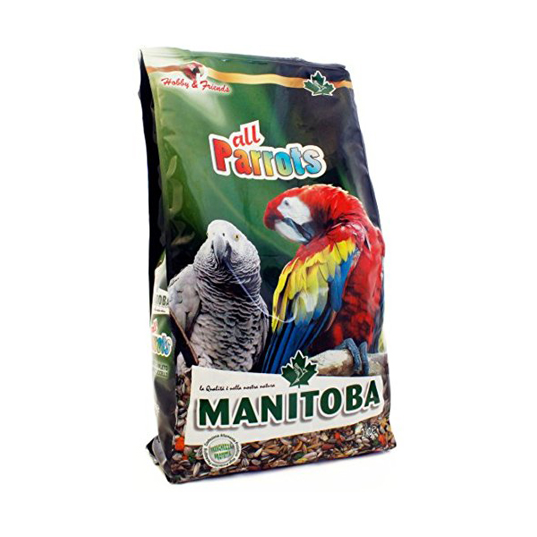 Manitoba Mixture Food for All Parrots - Petsnpets